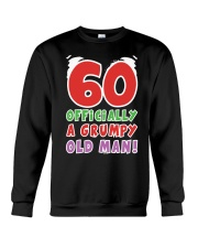 60 - GRUMPY OLD MAN Crewneck Sweatshirt thumbnail