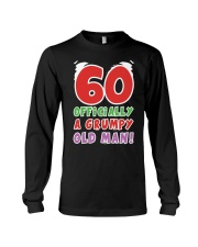 60 - GRUMPY OLD MAN Long Sleeve Tee tile
