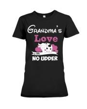 GRANDMA LOVE Premium Fit Ladies Tee thumbnail