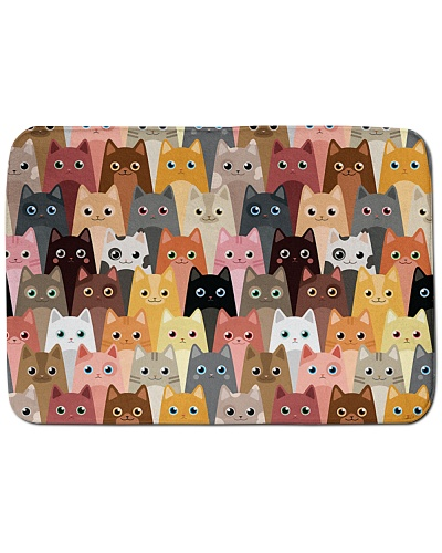 Cute Cat Bath Mat
