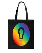 visionary lgbt pride gear Tote Bag thumbnail