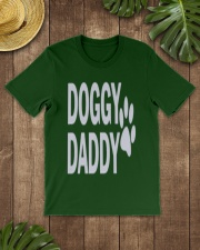 DOGGY-DADDY-FATHERS-DAY Classic T-Shirt lifestyle-mens-crewneck-front-18