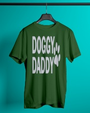 DOGGY-DADDY-FATHERS-DAY Classic T-Shirt lifestyle-mens-crewneck-front-3