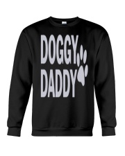 DOGGY-DADDY-FATHERS-DAY Crewneck Sweatshirt thumbnail
