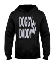 DOGGY-DADDY-FATHERS-DAY Hooded Sweatshirt thumbnail