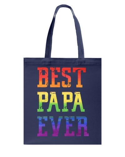 LGBT Pride Best papa ever