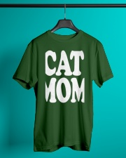 CAT MOM TANK TOPS MOTHERS DAY CATS TEE 1 Classic T-Shirt lifestyle-mens-crewneck-front-3