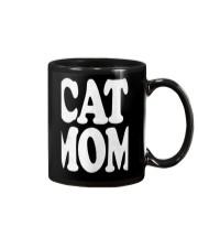 CAT MOM TANK TOPS MOTHERS DAY CATS TEE 1 Mug thumbnail