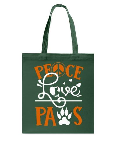 Peoce T shirt Peoce Love Paw Cat