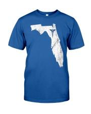 Nurse Graduation Florida CNA NP RN Classic T-Shirt front