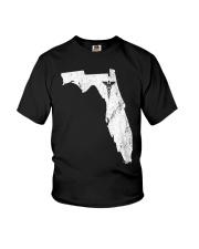 Nurse Graduation Florida CNA NP RN Youth T-Shirt thumbnail