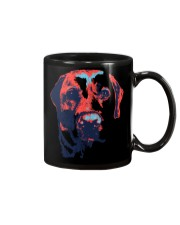 Dog Labrador T-shirts Three Things You Don't Mess Mug thumbnail