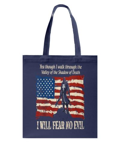 Patriotic fear no Evil