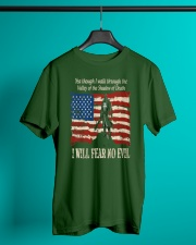 Patriotic fear no Evil Classic T-Shirt lifestyle-mens-crewneck-front-3