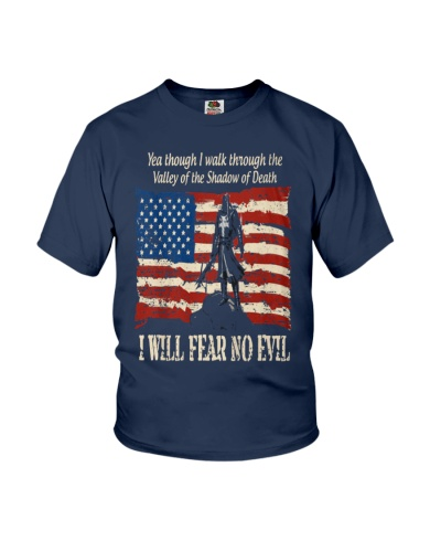 Patriotic fear no Evil