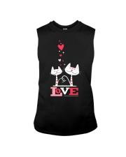 Love Cat  Sleeveless Tee thumbnail