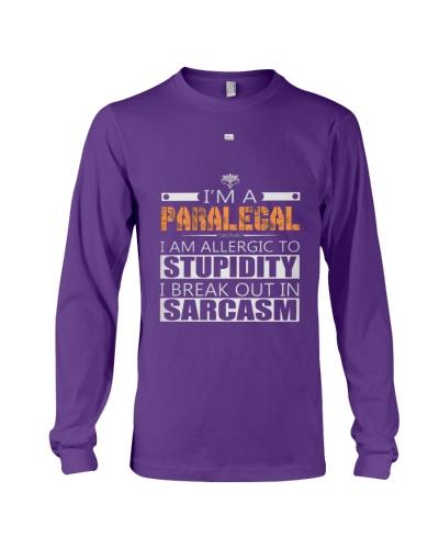 PARALEGAL SARCASM SHIRTS