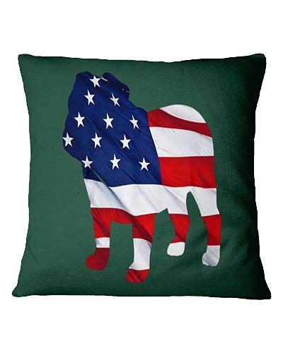 Patriotic Bulldog