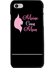 MOTHERS DAY CAT Phone Case thumbnail