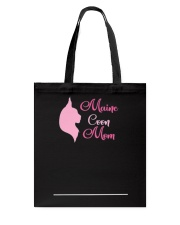 MOTHERS DAY CAT Tote Bag thumbnail