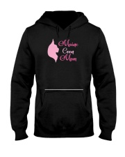 MOTHERS DAY CAT Hooded Sweatshirt thumbnail