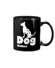 Dog Walker T Shirt for Dog Lover Mug thumbnail