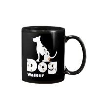 Dog Walker T Shirt for Dog Lover  thumb