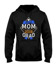PROUD MOM OF A 2018 GRADUATE GRADUATION Hooded Sweatshirt thumbnail