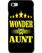 Wonder Aunt Mothers Day Grandmother Shirts Phone Case tile