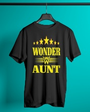 Wonder Aunt Mothers Day Grandmother Shirts Classic T-Shirt lifestyle-mens-crewneck-front-3