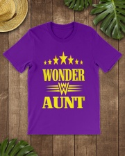 Wonder Aunt Mothers Day Grandmother Shirts Classic T-Shirt lifestyle-mens-crewneck-front-18