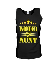 Wonder Aunt Mothers Day Grandmother Shirts Unisex Tank tile