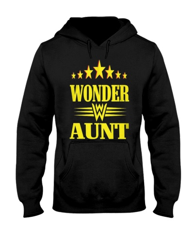 Wonder Aunt Mothers Day Grandmother Shirts