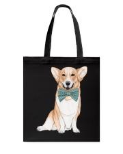 Corgi Dog Tote Bag thumbnail