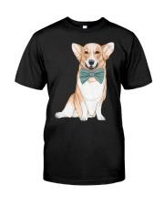 Corgi Dog Classic T-Shirt thumbnail