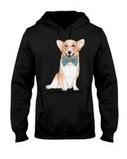 Corgi Dog Hooded Sweatshirt thumbnail