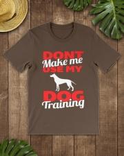 Dog Training Voice Limited Ed 2015 Classic T-Shirt lifestyle-mens-crewneck-front-18