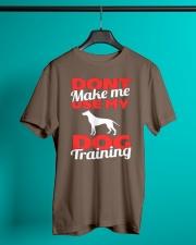 Dog Training Voice Limited Ed 2015 Classic T-Shirt lifestyle-mens-crewneck-front-3