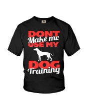 Dog Training Voice Limited Ed 2015 Youth T-Shirt tile