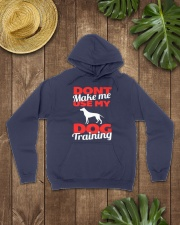 Dog Training Voice Limited Ed 2015 Hooded Sweatshirt lifestyle-unisex-hoodie-front-7