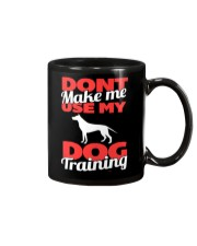 Dog Training Voice Limited Ed 2015 Mug thumbnail