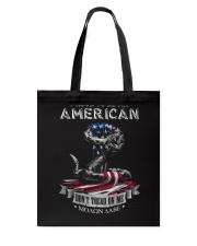 PATRIOTIC- PROUD TO BE AN AMERICAN 0001 Tote Bag thumbnail