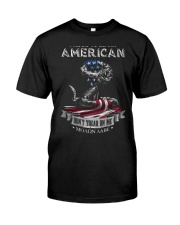 PATRIOTIC- PROUD TO BE AN AMERICAN 0001 Classic T-Shirt thumbnail