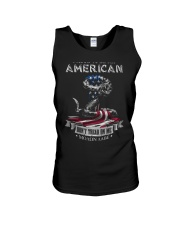 PATRIOTIC- PROUD TO BE AN AMERICAN 0001 Unisex Tank thumbnail