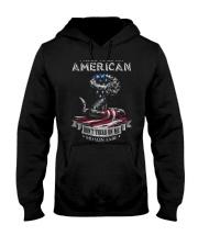PATRIOTIC- PROUD TO BE AN AMERICAN 0001 Hooded Sweatshirt thumbnail