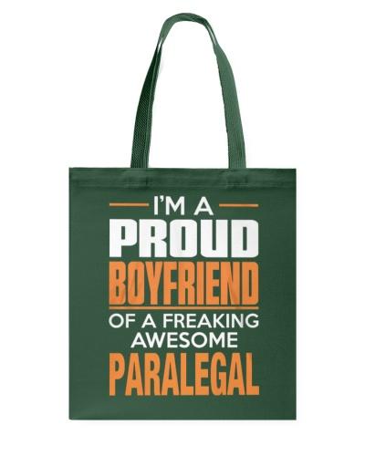 PROUD BOYFRIEND - PARALEGAL