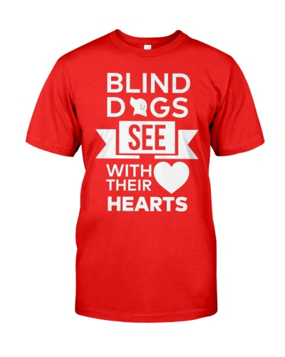 Blind Dogs See With Their Hearts