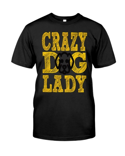 crazy dog lady limited edition