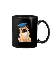 Pug Graduation Cap 2 Mug thumbnail