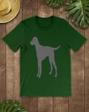 Delta Dogs Classic T-Shirt lifestyle-mens-crewneck-front-18
